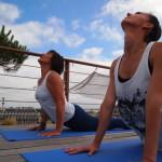 Hatha Yoga avec ysananda yoga à bordeaux centre