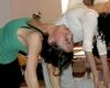 Postures au centre ysananda yoga à Bordeaux