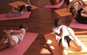 yoga enfant bordeaux