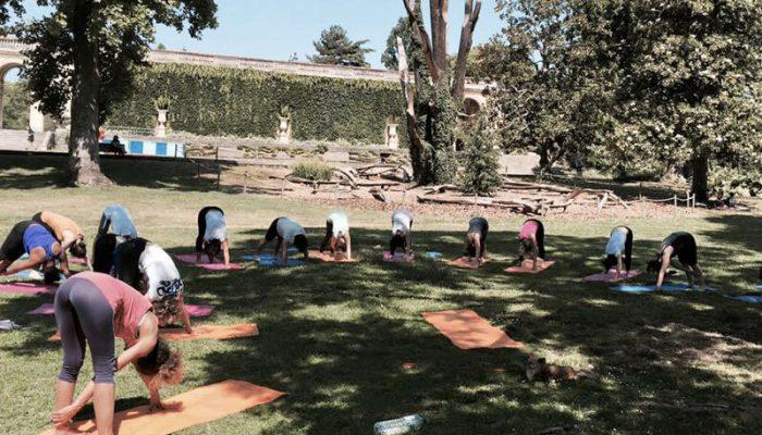 stage de yoga bordeaux